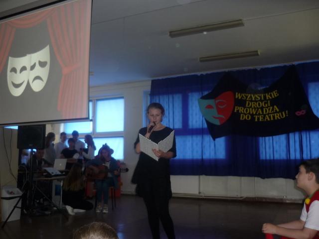 Ballada Stachury w przepięknym wykonaniu Zuzi Wiśniewskiej z kl. 7 b